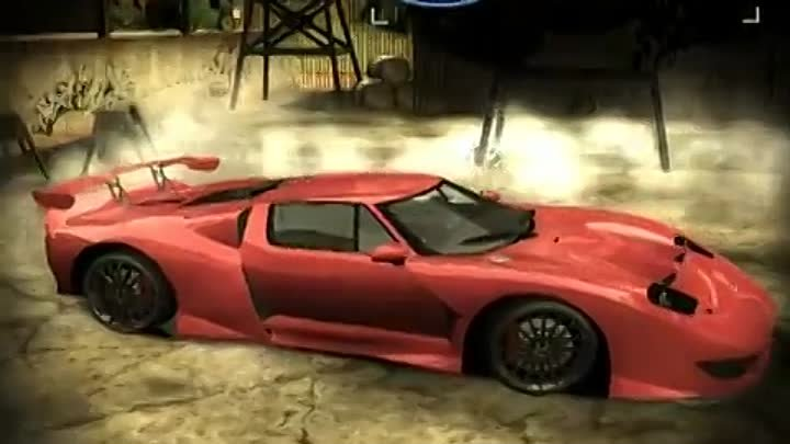 NFSMW - Top Speed Cars (Max- 411 Km-h) - Need For Speed Most Wanted