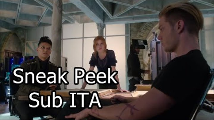 Shadowhunters 1x12 Sneak Peek 2 Sub ITA 'Malec'