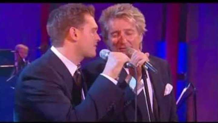 Michael Buble & Rod stewart - They can't take that away from me