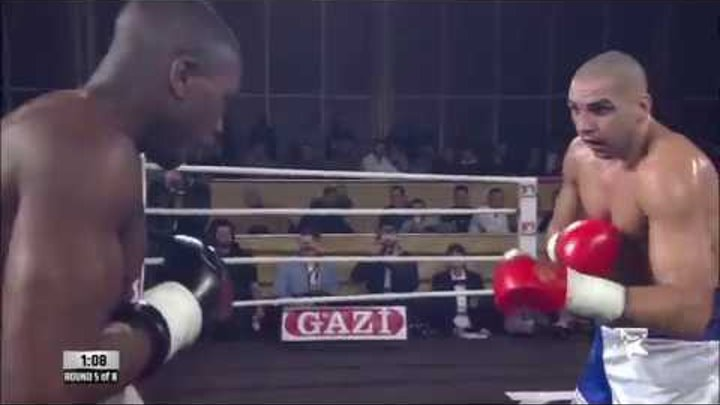 Serge Michel vs. Giovanni Rijkaard Full Fight live from sky Sport News HD
