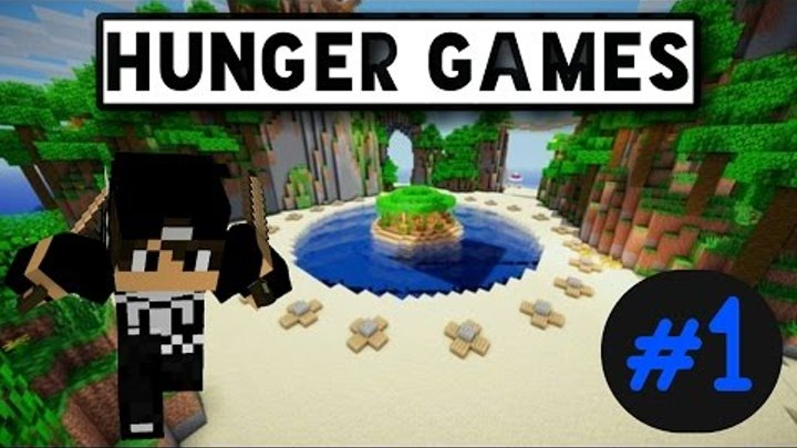 Hunger Games (Голодные Игры) #1 Minecraft PE (Mini-games) 0.13.1/0.14.0/0.15.0