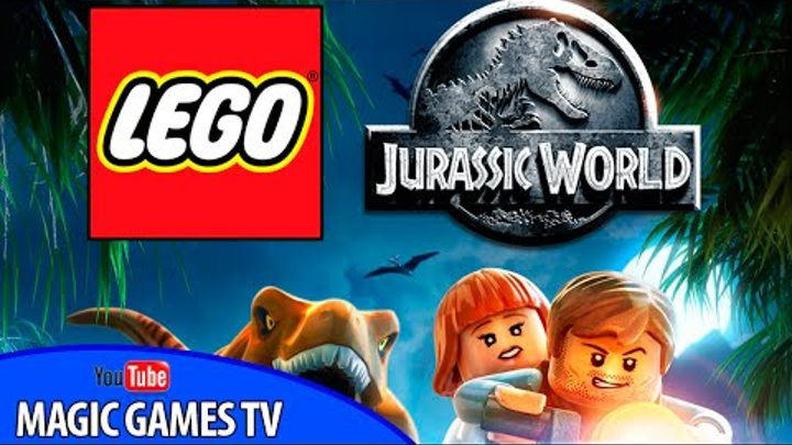 LEGO Jurassic World by Warner Bros. | Official Teaser Trailer