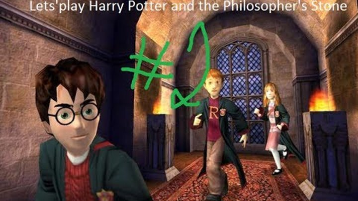 Harry Potter and the Philosopher's Stone часть 2