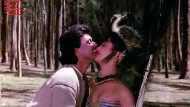 Tu Morni Jungle Ki - Mithun Chakraborty & Mandakini - Jaal