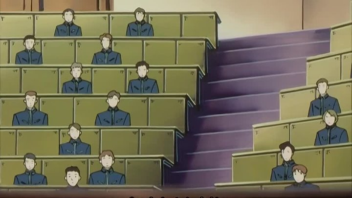 Legend of Galactic Heroes Gaiden(DotM, DotN 01) - Central Anime [A9580438] (1)