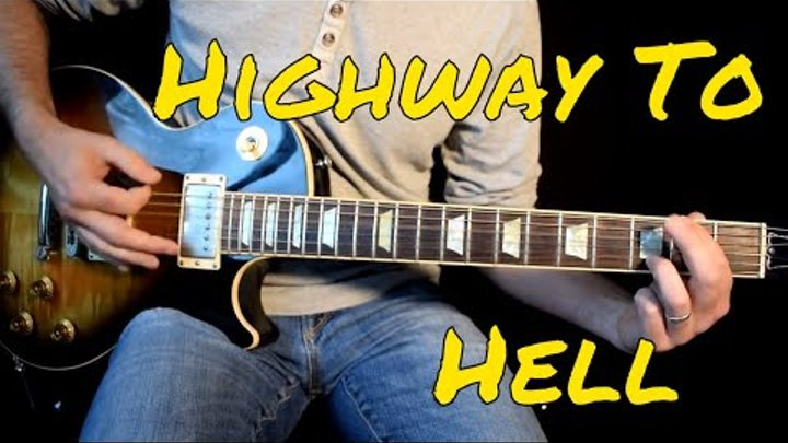 AC/DC - Highway To Hell cover (full version)