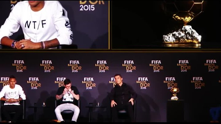 Cristiano Ronaldo - I would like to have Messi's left foot 2015 [FULL VIDEO]