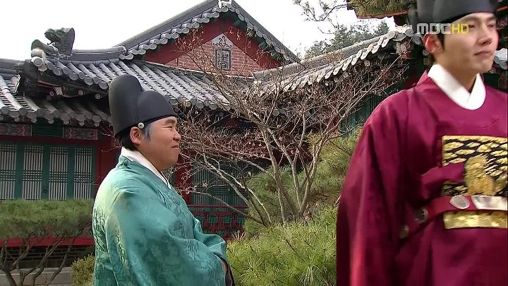 Солнце в объятиях луны / The Moon That Embraces the Sun (озвучка) - 10 для http://asia-tv