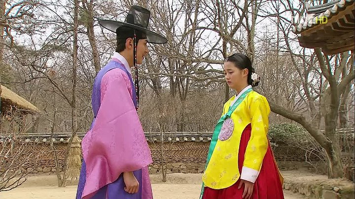 Солнце в объятиях луны / The Moon That Embraces the Sun (озвучка) - 18 для http://asia-tv