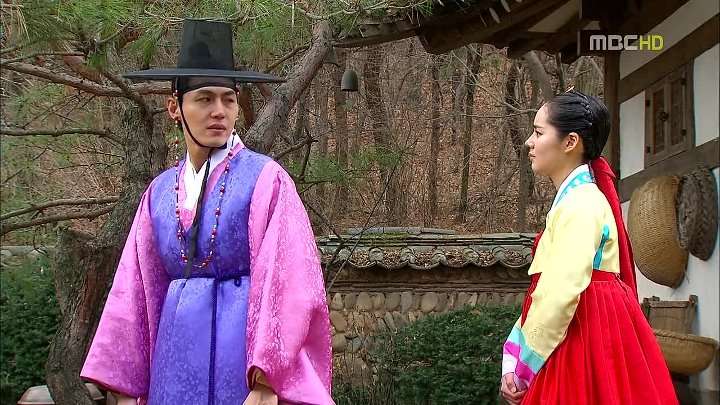 Солнце в объятиях луны / The Moon That Embraces the Sun (озвучка) - 20 для http://asia-tv