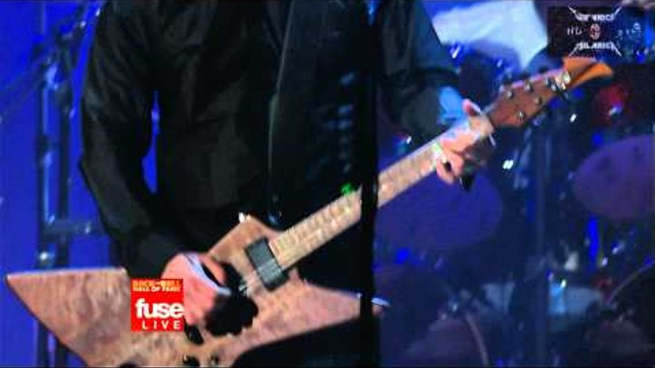 Metallica - Master Of Puppets FULL HD 1920 X 1080 - Hall of Fame 2009