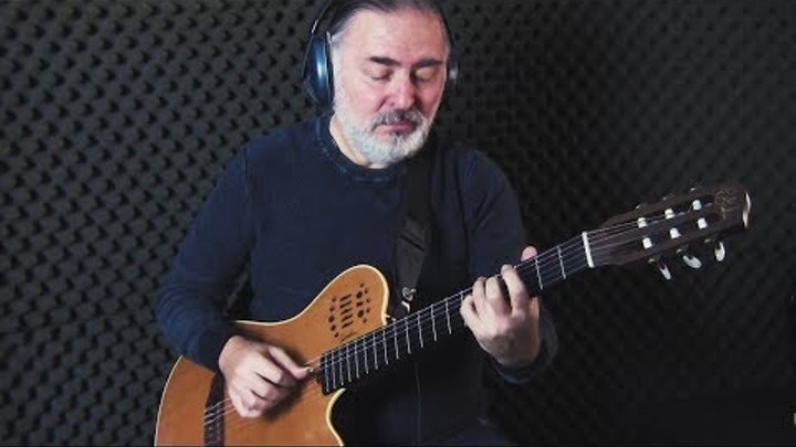 NOTHING'S GONNA CHANGE MY LOVE FOR YOU - GEORGE BENSON - Igor Presnyakov - fingerstyle guitar cover