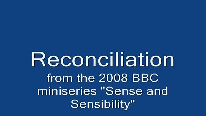 2008 BBC Sense and Sensibility Piano Piece