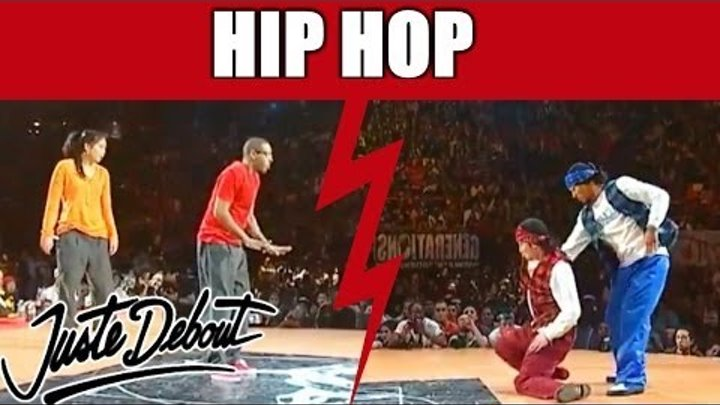 Hip-Hop : Great popping Battle !