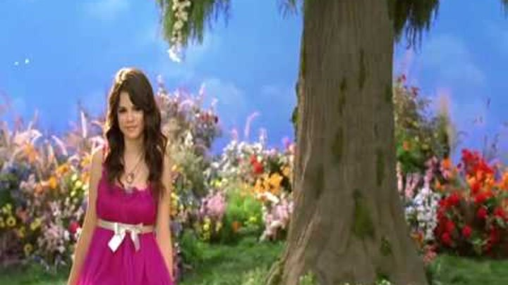 Selena Gomez - Fly To Your Heart Music Video HQ With Lyrics