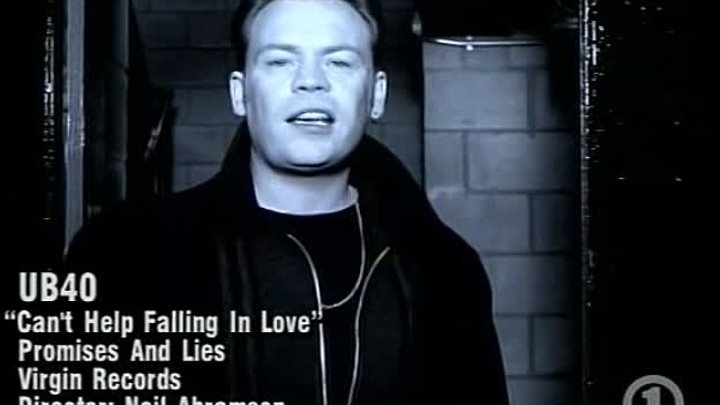 UB40 CAN&#39-T HELP FALLING IN LOVE - YouTube