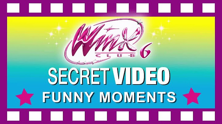 Winx Club Secret Video - Magic Smile!