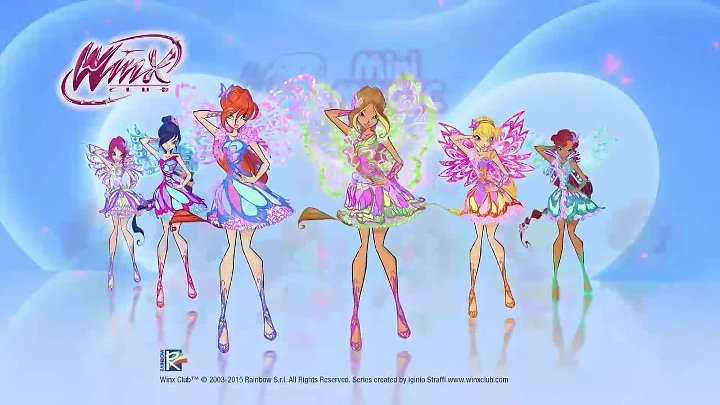 Winx Club - Winx Mini Magic! (SPOT TV)