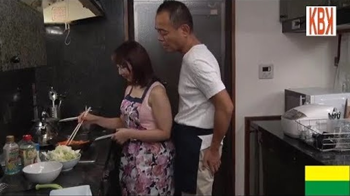 Japanese Movie - Father My Husband, Son Of The Daughter inLaw 042