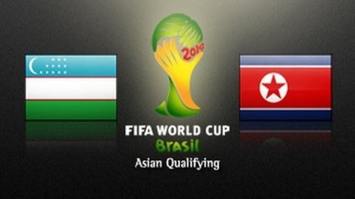 Uzbekistan Vs DPR Korea: 2014 FIFA World Cup Asian Qualifiers - (Round 3 - Match Day 4)