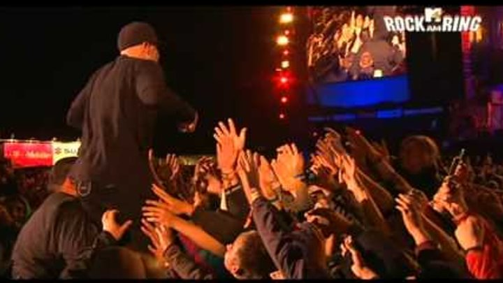 Limp Bizkit - Nookie (Live Rock am Ring 2009 MTV )HD