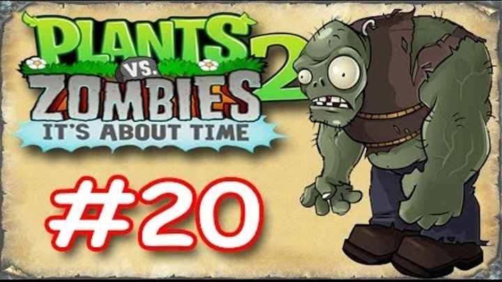 Plants Vs Zombies 2! Зомби против Растений 2! Серия 20 Растения против Зомби 2! Pirate Seas