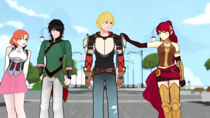 [SHIZA Project] RWBY TV [09] [MVO]