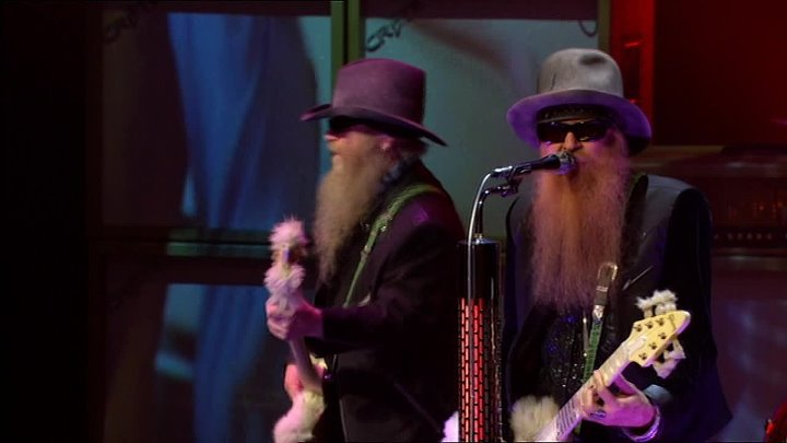 ZZ Top Live From Texas 2008