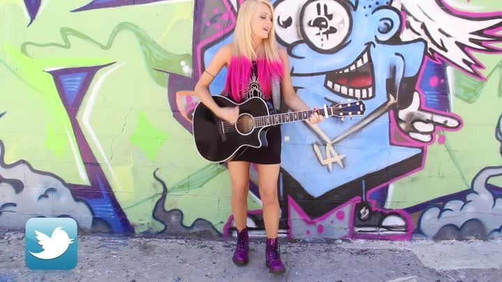 Hey Mama - David Guetta feat. Nicki Minaj, Bebe Rexha & Afrojack (Acoustic Cover by Alexi Blue) .