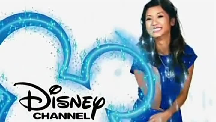 Disney Channel Russia - Brenda Song - You're watching Disney Channel (short)