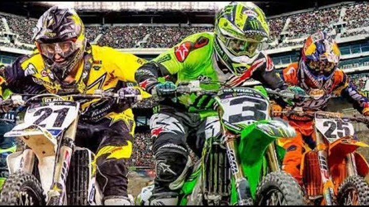 The Best Battles Of Supercross 2018