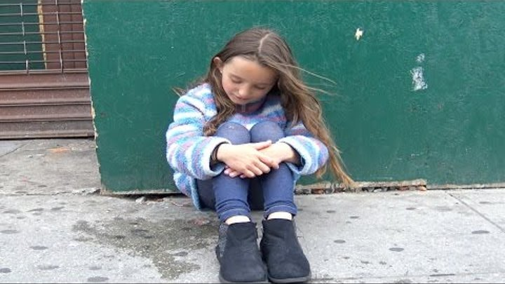 Would You Help A Lost Child?
