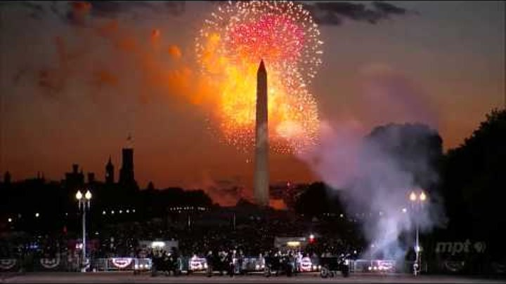 1812 Overture by Jack Everly and the National Symphony - July 4th 2014
