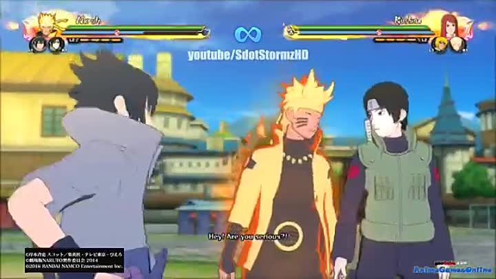 Naruto Ultimate Ninja Storm 4 All Ultimate Jutsus, Awakenings, Team Ultimate Ju
