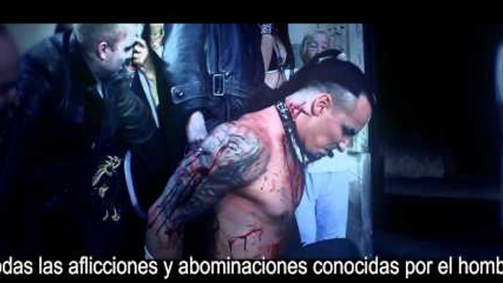 Behemoth • Alas Lord is Upon Me UNCENSORED (Subtitulado) FULL HD