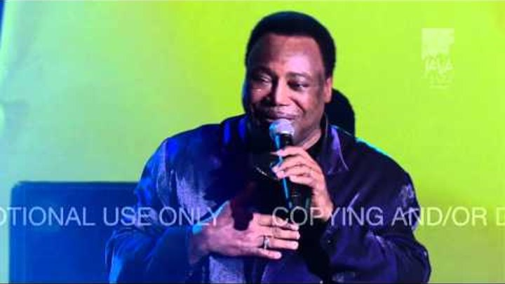 """George Benson """"Nothing Gonna Change My Love For You"""" Live at Java Jazz Festival 2011"""