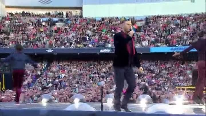 Take That - Progress Live in Manchester (Full Concert) (2011)