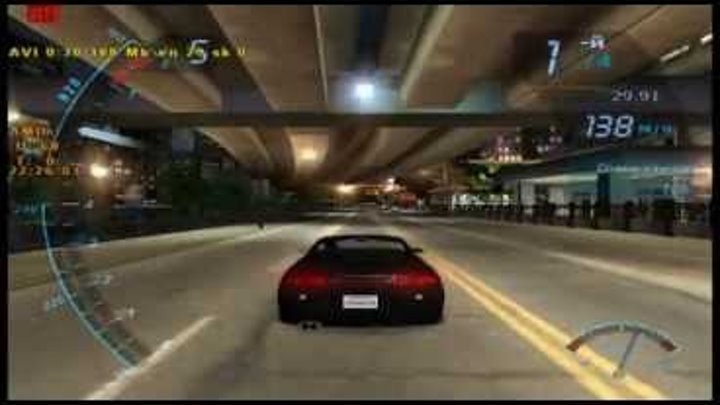 Need For Speed Underground 2 (Final Race) Vs Caleb