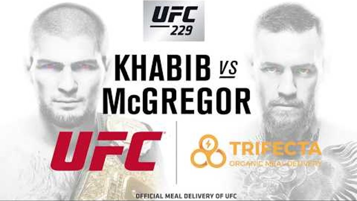 UFC 229: Trifecta - Golden Ticket VIP Sweepstakes
