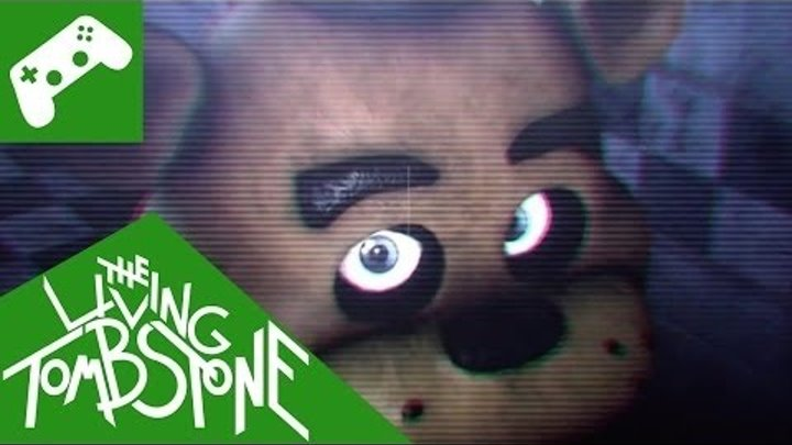 Пять ночей с фредди 3 песня (Feat EileMonty & Orko.) - Die In A Fire (FNAF3) - The Living Tombstone
