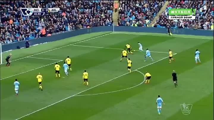 EPL 2015-16 MD29 - Manchester City vs Aston Villa 2nd Half