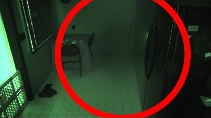 BLACK GHOST Caught On Camera (HD)