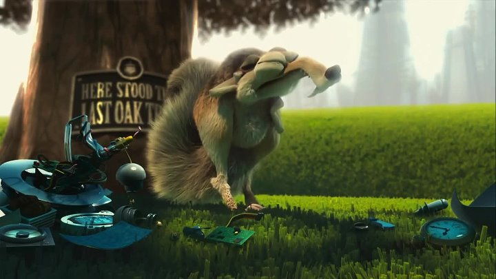 Scrat.No Time For Nuts.2006.BDRip 720p