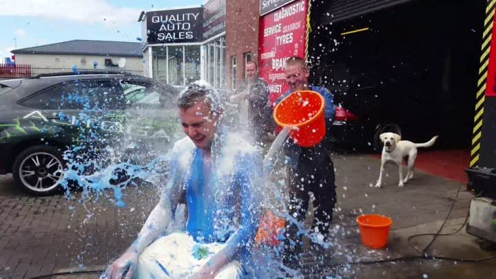 Best of the Best!!! Ice bucket challenge !!!