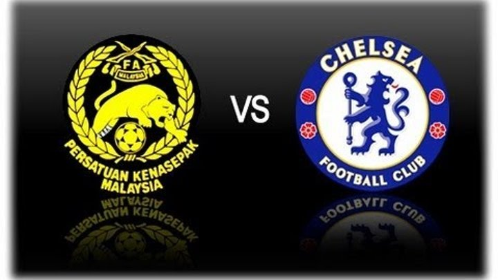 Chelsea FC vs. Malaysia XI 21.07.2013 all goals and highlights 4-1 все голы матча 21 июля 2013