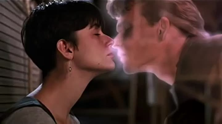 GHOST (Призрак) - Oh, My Love... (Unchaited Melody) Bobby Hatfield