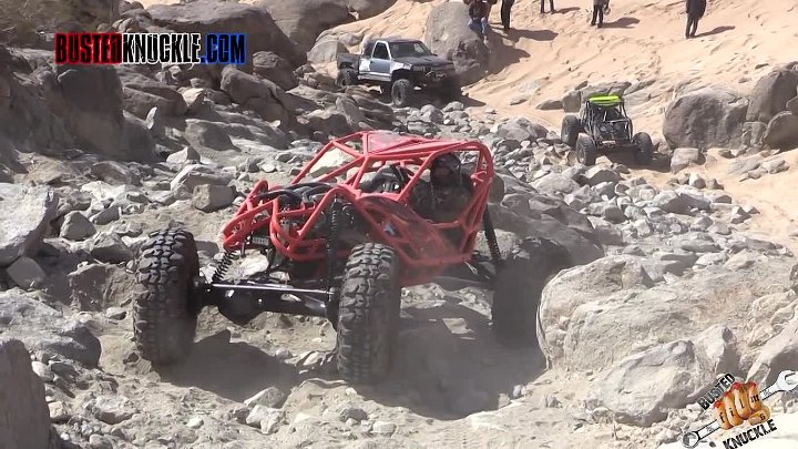 """""""King of the Hammers"""" 2016 - цари гор"""