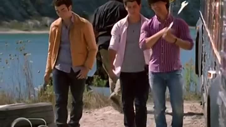Camp Rock 2- The Final Jam Movie Clip The Bus Offical