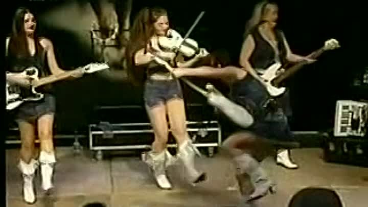 Country Sisters - Good Golly Miss Molly (2007)_xvid