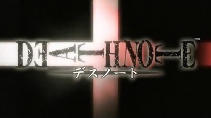 Death Note Opening 1 - from Animelay team